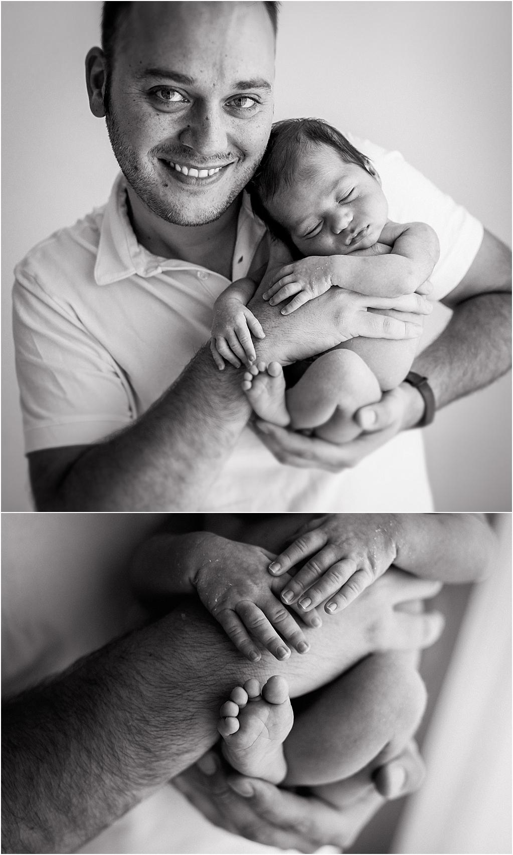 recién nacido natural