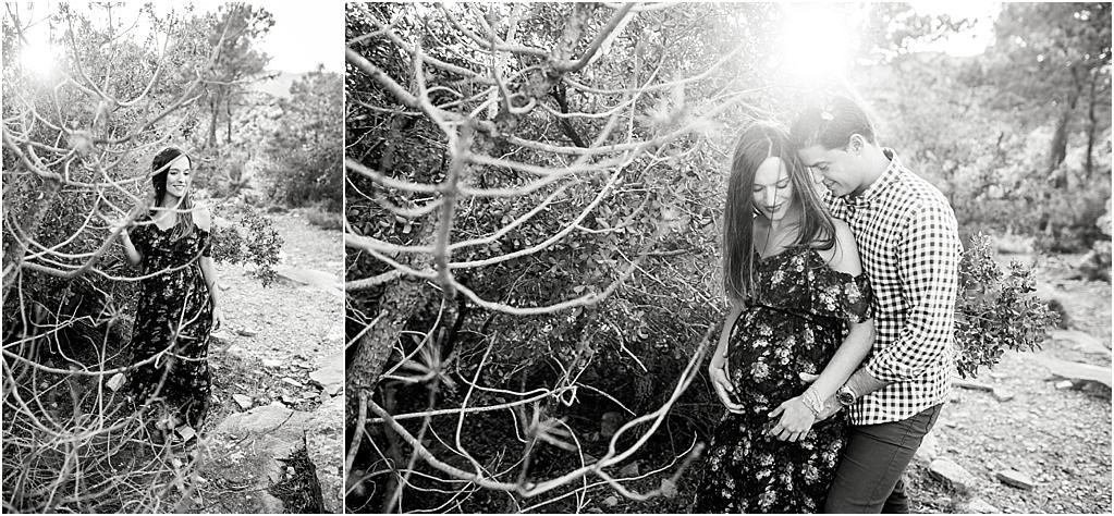fotografía de embarazo en valencia