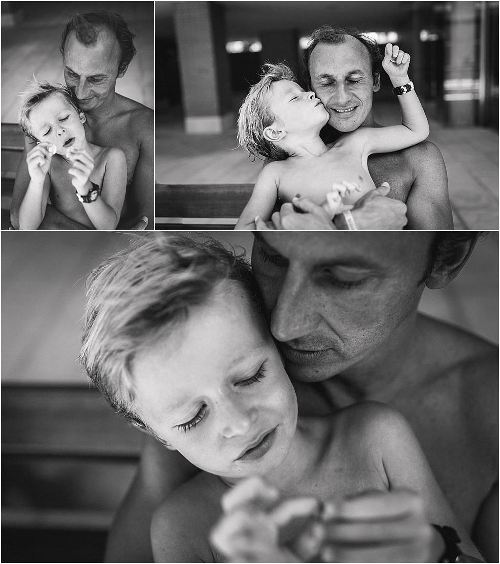 foto niño y papa