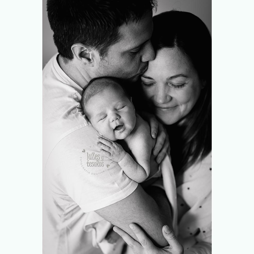 sesión de fotos de recién nacido valencia