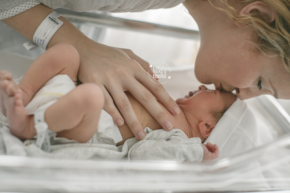 foto recién nacido hospital valencia
