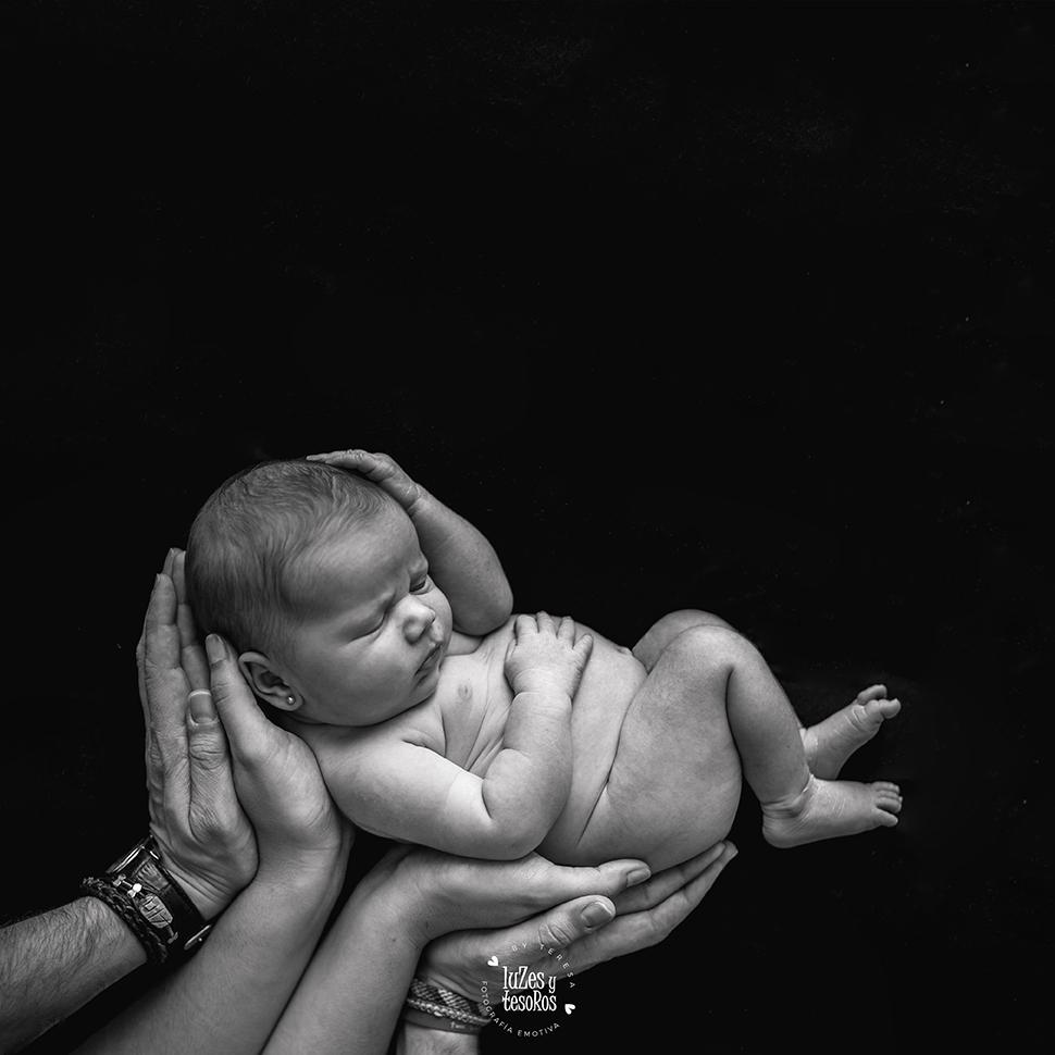 foto recién nacido natural valencia