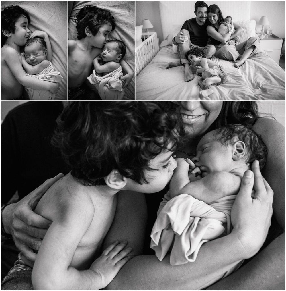 bebe recien nacido valencia en tu casa fotografía