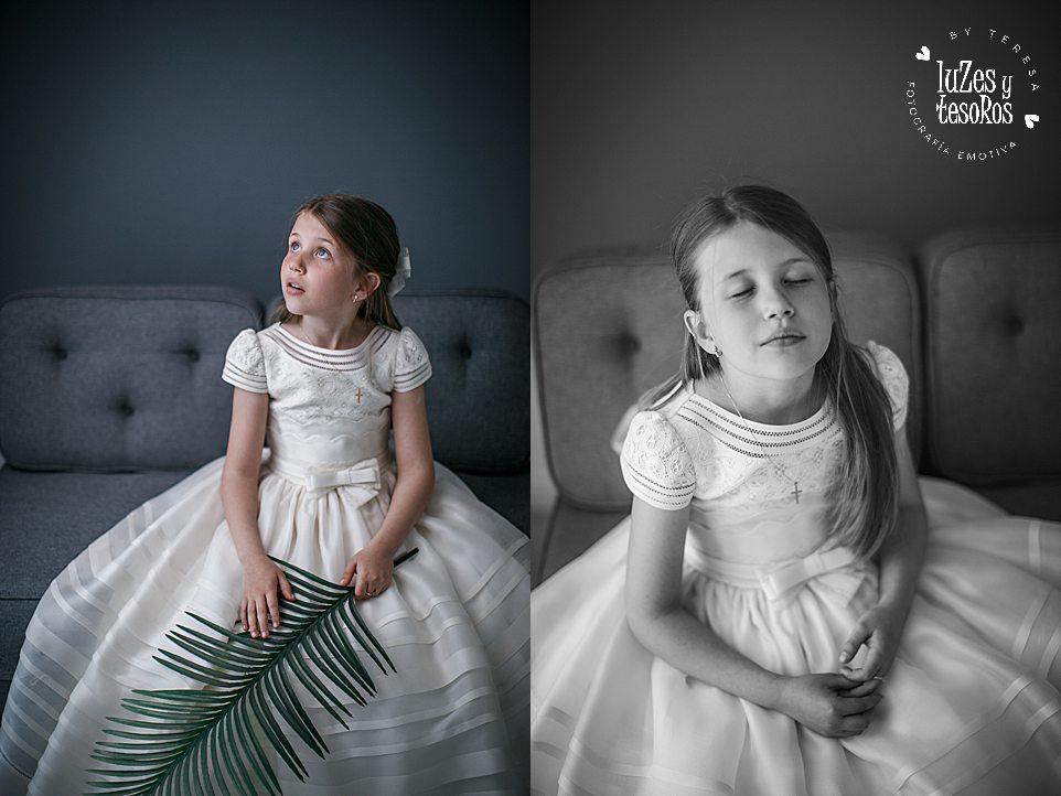 sesion fotos estudio comunión valencia